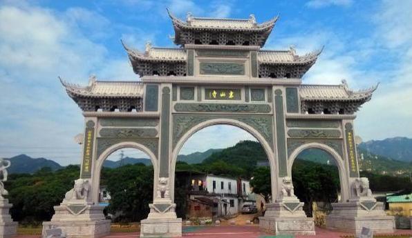深圳大鹏东山寺旅游攻略交通指南