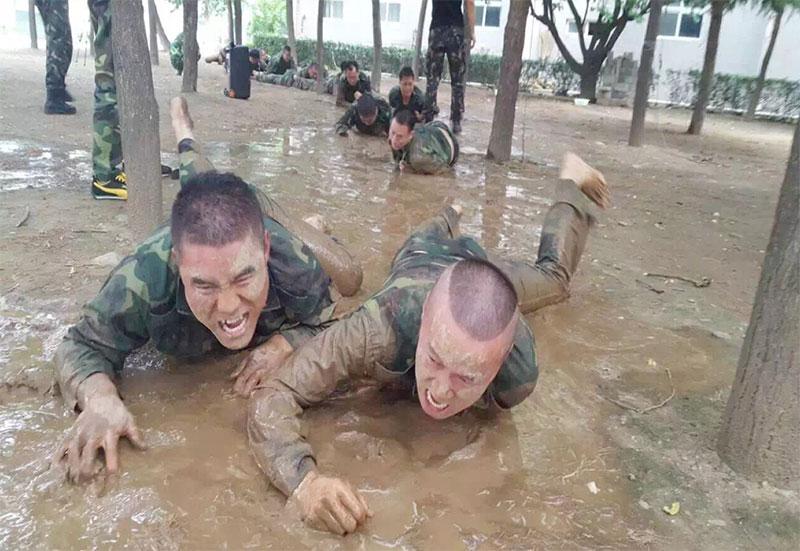军事化魔鬼训练有哪些项