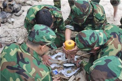 公司海岛生存拓展训练2天一夜培训方案