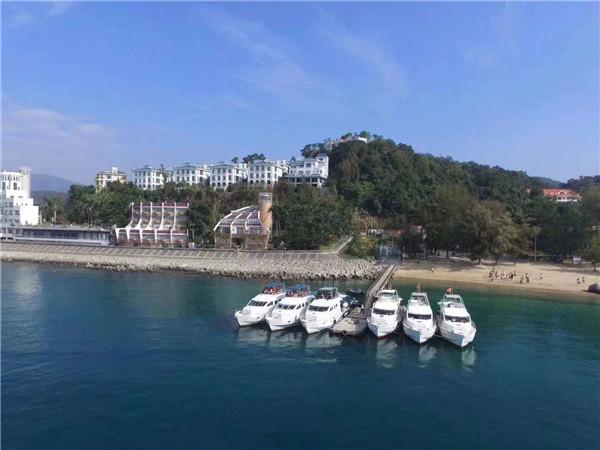 深圳大鹏酒店推荐-大鹏金沙湾海边酒店预