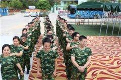 深圳40人企业团建方案-公司员工海边趣味