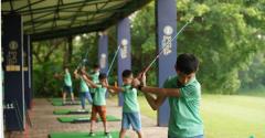 适合青少年学生拓展训练的活动项目内容